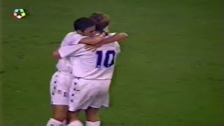 Real Madrid vs FC. Barcelona (1995/1996) | Partido Completo
