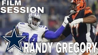 Dallas Cowboys extend Randy Gregory's contract  | Film Session