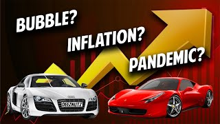 Why Car Values Are Rising 📈Buy Now Or Wait?