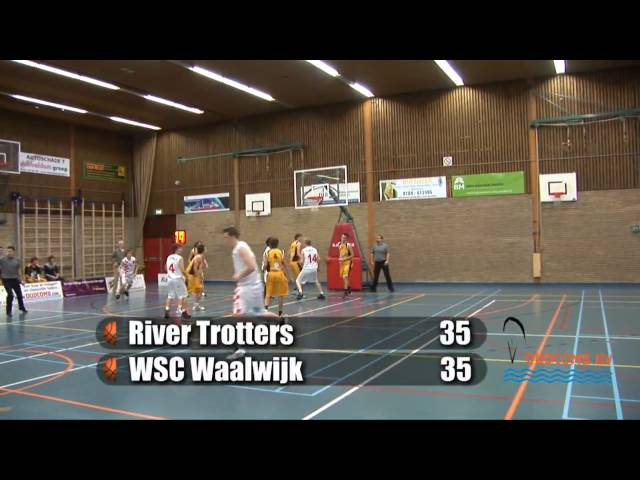 River Trotters U18 WSC Waalwijk (nov 2009)
