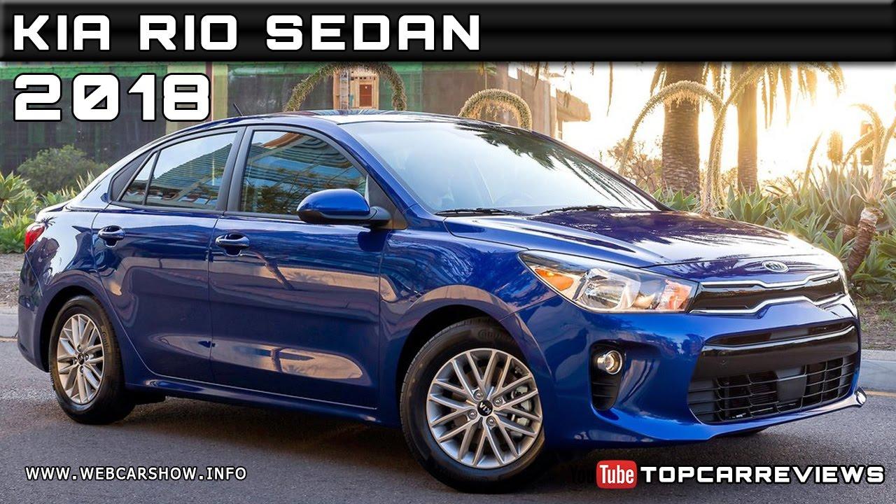2018 kia rio sedan review rendered price specs release date