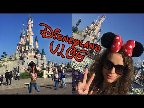 Disneyland Paris VLOG - Ez nem is valóság | Viszkok Fruzsi