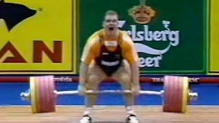 1997 World Weightlifting Championships, Men +108 kg \ Тяжелая Атлетика. Чемпионат Мира