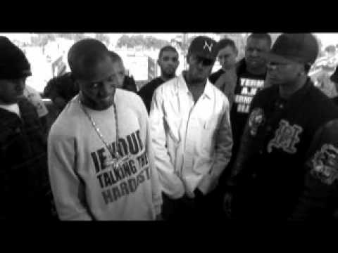Giggs, Chipmunk, Ghetto and Skepta Freestyle