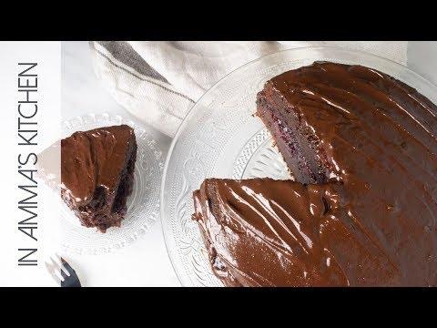 How To Make Chocolate Cherry Cake