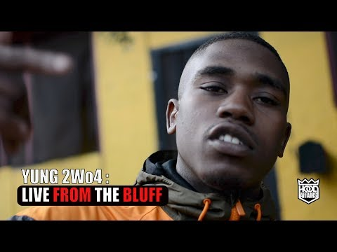 LIVE FROM THE BLUFF : YUNG 2WO4 ( full length dvd )