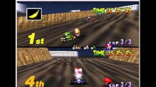 Mario Kart 64 - Humiliation