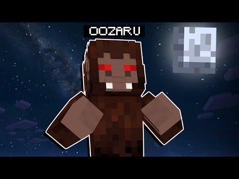 Minecraft Dragon Ball Z #9: EU VIREI O OOZARU, O MACACO GIGANTE! (E FARM DE TP)
