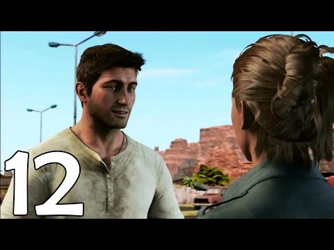 Uncharted 3: Drake's Deception - Commentary Walkthrough - Part 12 - Yemen Arrival