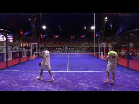 RECA / LEBRON vs QUILES / CONCEPCION - Monte Carlo Padel Master 2016