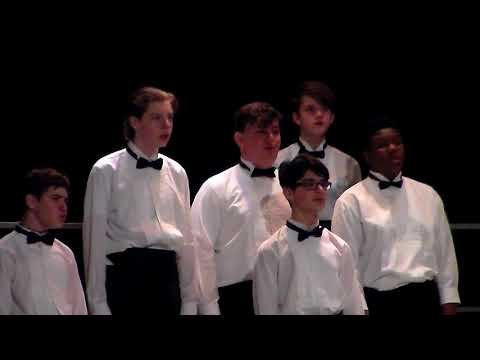 FGMS Boys Chorus Spring 2018 - You've Got a Friend in Me