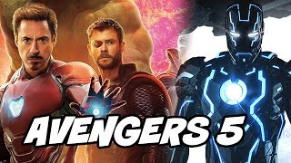 Phase 4 and Avengers 5 Confirmation Plans Revealed after Avengers 4