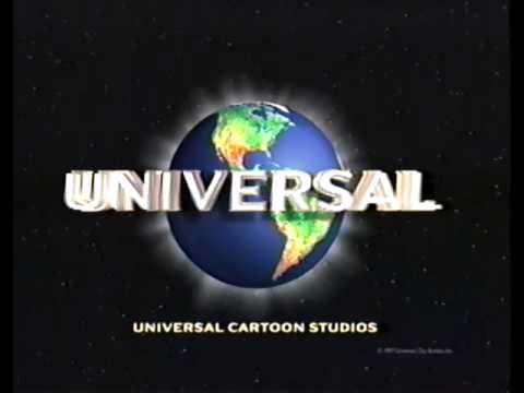 Universal Cartoon Studios (1998) Company Logo (VHS Capture)