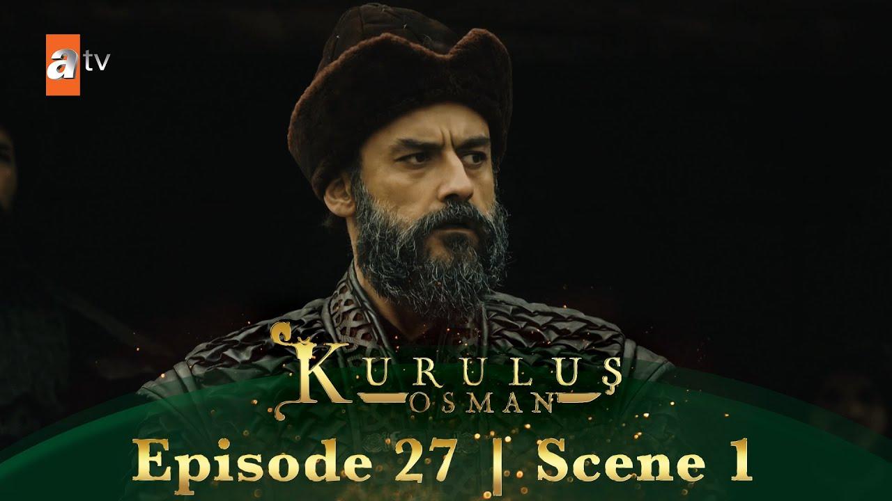 Kurulus Osman Urdu   Season 2 Episode 27 Scene 1   yeh kam rivayet kam he!