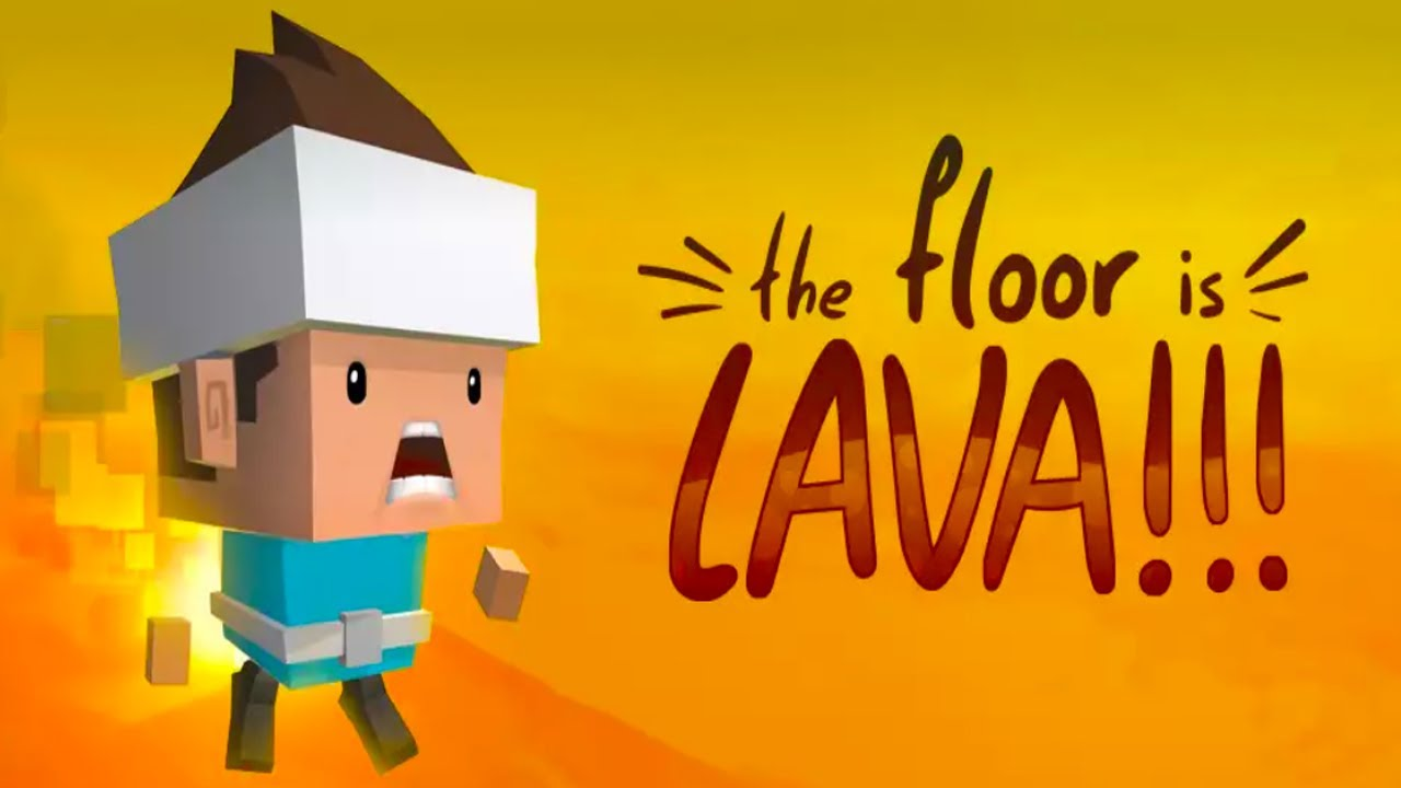 The Floor Is Lava by Ketchapp [Android/iOS] Gameplay u1d34u1d30