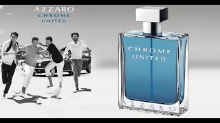 Azzaro Chrome United for Men (2003)