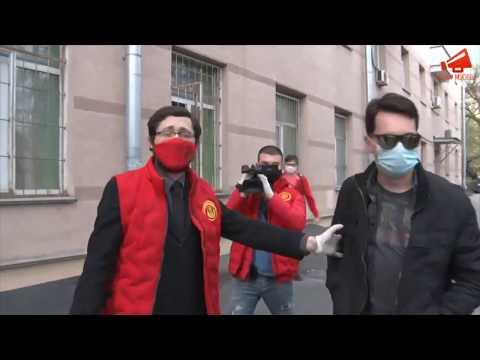 Комментарий ГУВД Москвы о забаррикадированном офисе «Коммунистов России»