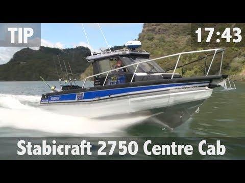 Matt Watson's Stabicraft 2750 Centre Cabin