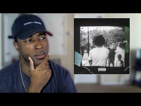 J. Cole - 4 Your Eyes Only (Review / Reaction)