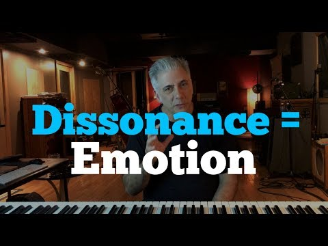Music Composition: Dissonance = Emotion