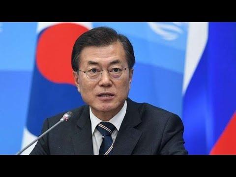 قمة ثلاثية تجمع الكوريتين وواشنطن  - نشر قبل 3 ساعة