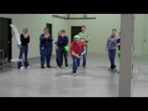 Employee Appreciation Day Green Team ID Curling Baudville