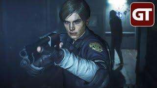 Thumbnail für das Resident Evil 2 Remake Let's Play
