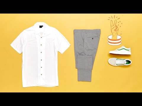 What to pack for a summer holiday / vacation | ASOS Menswear tutorial