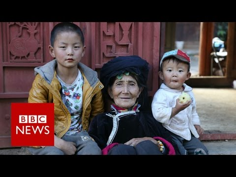 The Chinese Women Who Rule the Roost - BBC News