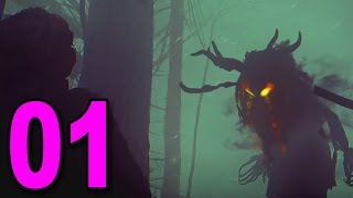 Tomb Raider Witch DLC - Part 1 - Baba Yaga?! (Temple of the Witch Gameplay)