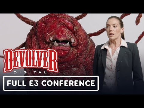 FULL Devolver Digital E3 2019 Press Conference