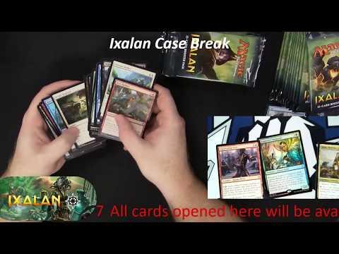 Ixalan Booster Break Stream From Titan Games - Springfield