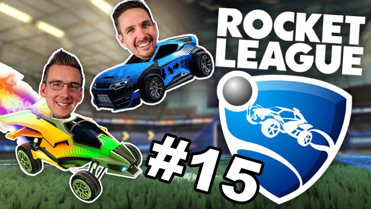 Holy Krabbie Patties | Rocket League #15