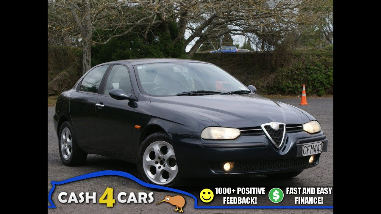 2000 Alfa Romeo 156 Alloys! Leather! Parts Car!! ** $Cash4Cars ...
