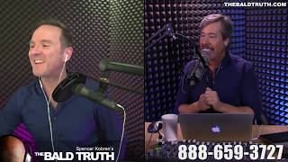 The Bald Truth June 5th, 2018 TRT, Propecia, Hair Transplants
