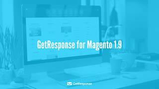 GetResponse for Magento 1.9