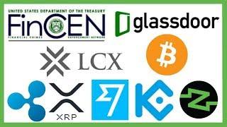 fincen crypto glassdoor crypto jobs lcx exchange biz license xrp transferwise xrp kucoin
