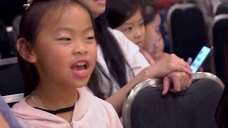 第5屆全港學界舞蹈音樂藝術節 凱港盃 2017 剪輯精華