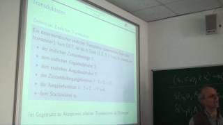 Transduktoren ☆ Informatik Vorlesung