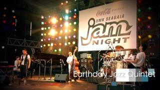 "Earthday Jazz Quintet ""E.J.Q""@UMK SEAGAIA Jam Night2013"