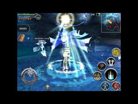 [RPG Avabel Online] Floor 17 Boss Versus Angelus