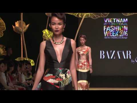 Harper's Bazaar by Cory Couture Vietnam Fashion Week 2016