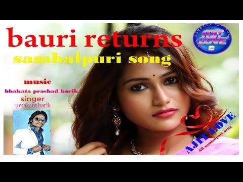 Bauri Returns sambalpuriold song with korean mix hindi version umakant barik AJIT LOVE