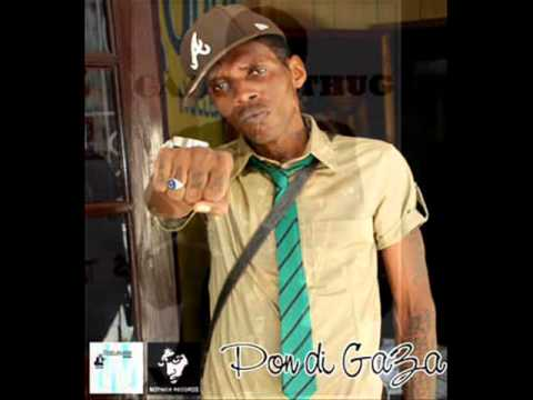 VYBZ KARTEL LIFE IS WAT U MAKE IT {GAZA WORLD RIDDIM} APRIL 2011