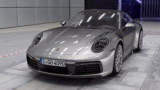 2019 Porsche 911 – Aerodynamics