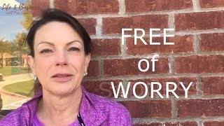 Peggy Released Fear, Anxiety, Anger, Worry in 6 Weeks & You Can Too!