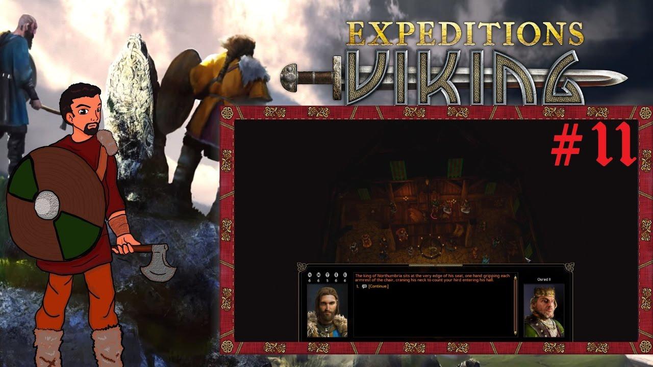 savage viking expedition