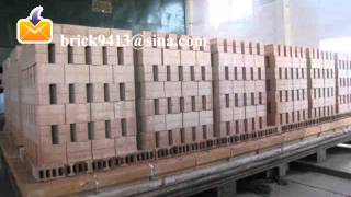 2014 Modern Clay Brick Factory/red Clay Brick Factory