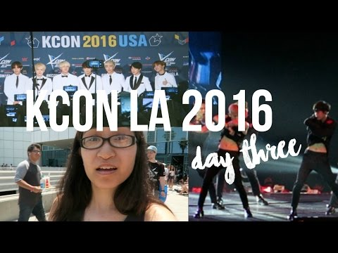 ARTIST FAN ENGAGEMENTS + SECOND NIGHT OF THE CONCERT #KCONLA16