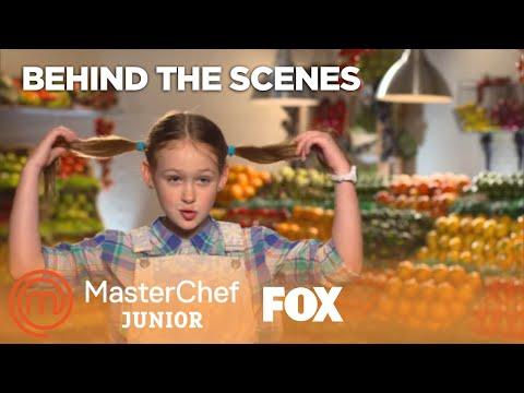Bloopers: Gordon Cuts The Cheese | Season 3 | MASTERCHEF JUNIOR
